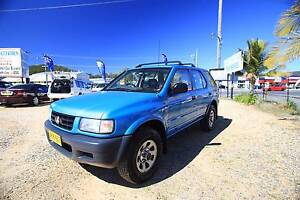 2000 Holden Frontera 4WD West Gosford Gosford Area Preview