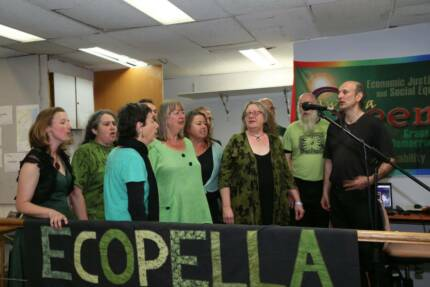 Singers wanted for environmental choir in Illawarra - Ecopella