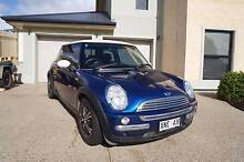 2002 Mini Cooper Hatchback Golden Grove Tea Tree Gully Area Preview