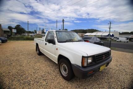 1993 Mitsubishi Triton Ute West Gosford Gosford Area Preview