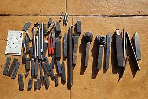Lathe Cutting Tools Denistone East Ryde Area Preview