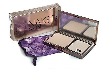 Urban Decay Naked Skin Ultra Powder Foundation LIGHT, FAIR, MEDIUM Retail $36 ()