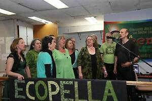 Singers wanted for environmental choir in Illawarra - Ecopella Wollongong Wollongong Area Preview