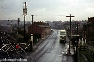 Mexborough & Swinton ex Southdown Bus Photo