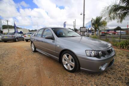 2006 Ford Falcon BF  XR-6 West Gosford Gosford Area Preview