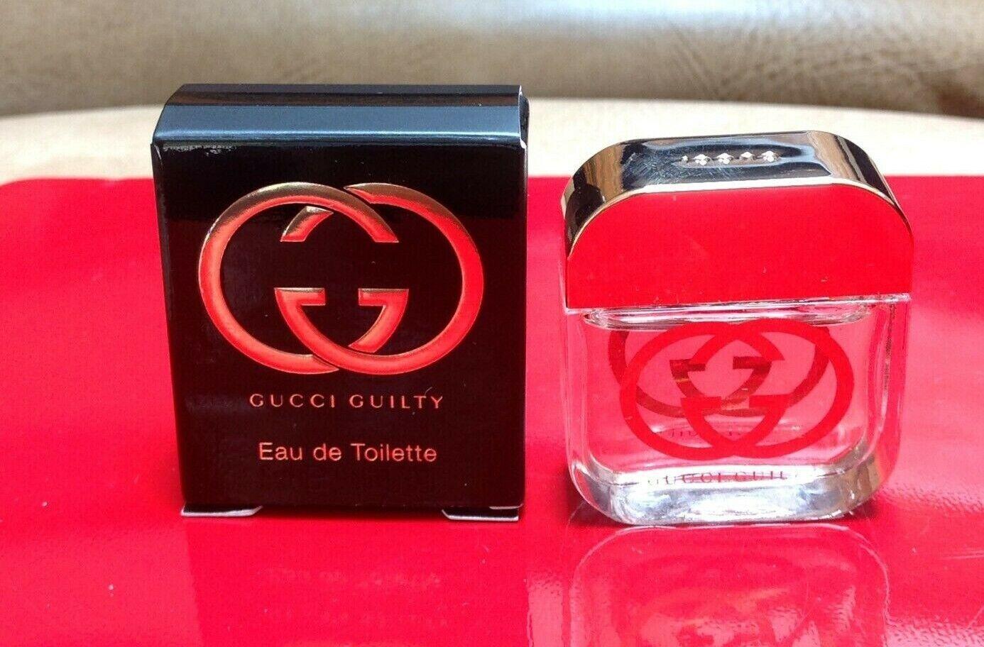Gucci Guilty Women Eau de Toilette by Gucci Mini travel size
