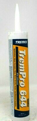 New Tremco Trempro 644 Rtv Clear Silicon Caulking 1 Tube