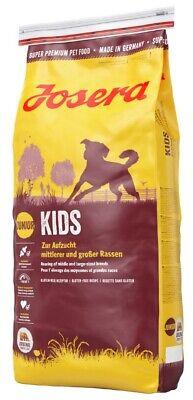 15kg Josera KIDS Welpenfutter für mittlere & große Rassen von Bravam