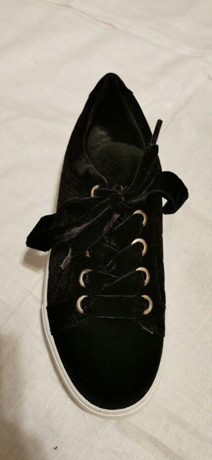 Baskets claudie pierlot noir