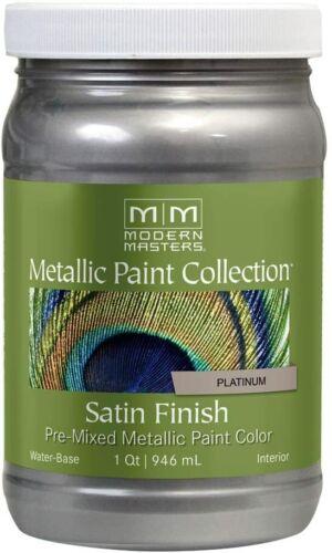 Modern Masters Metallic Paint - Quarts  - Free Shipping!