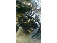 Bmw e46 2.0d *Engine**6sp Gearbox**Turbo**Parts