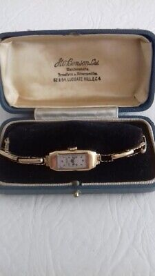 Antique J.W.Benson ladies watch for sale  Shipping to Ireland