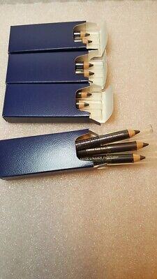LOT 12 Estee Lauder Pure Color Intense Kajal Eyeliner 01 BLACK 02 COCOA 03 PLUM  Estee Black Eyeliner