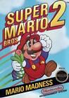 Super Mario Bros. 2 Video Games