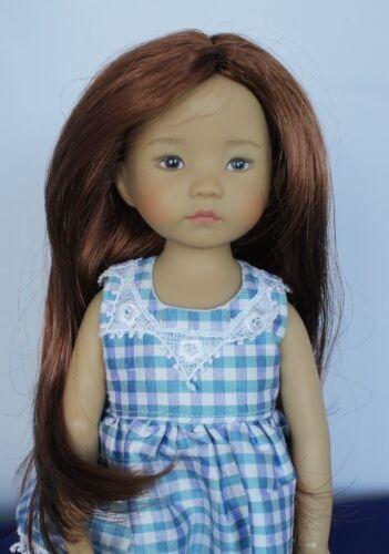 """Little Darling Boneka BJD""""Pauline"""" Wig Size 5-6,7-8,9-10,10-11,11-12,13-14,15-16"""