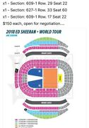 Ed Sheeran Sydney Tickets 15 March 2018 Thirlmere Wollondilly Area Preview