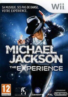 Michael Jackson The Experience Wii Nintendo jeu jeux game games spelletjes 1713