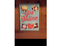 Girl online by Zoella HARDBACK- aims at teen girls, would make a great Christmas gift