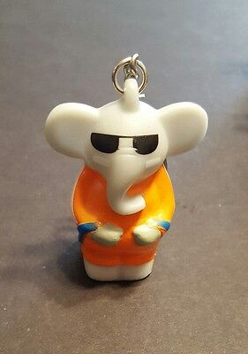 American Heart Association Elephant Keychain