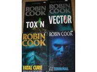 Robin Cook books