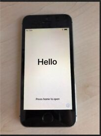 iPhone 5S 16GB unlocked.
