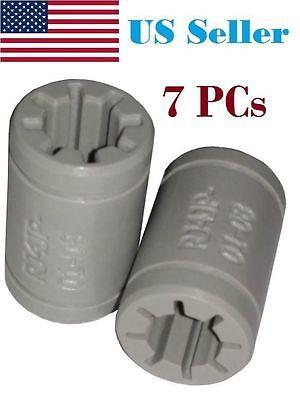 Igus Drylin Rj4jp-01-08 Anet A8 Prusa I3 3d Printer Reprap Lm8uu Bearing 7 Pack