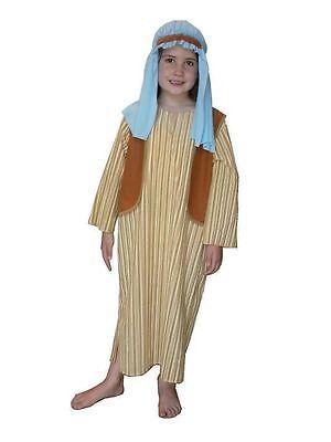 Shepherd Joseph Weste Kinder Krippenspiel Kostüm Play