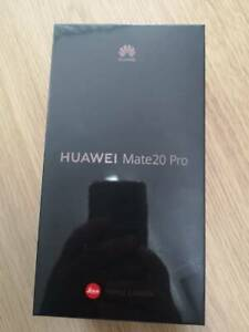 Huawei Mate 20 Pro (BRAND NEW SEALED BOX) UNLOCKED