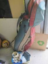 Right Hand VCS Golf Club set / bag / buggy and extras Lavington Albury Area Preview