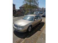 Rover, 75, Saloon, 2002, auto, 2497 (cc), 4 doors v6