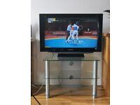 "Panasonic Viera 31"" LCD TV with TV Stand"