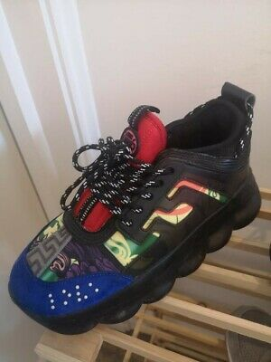 Shoes Versace  chain reaction Size 40eu autentich