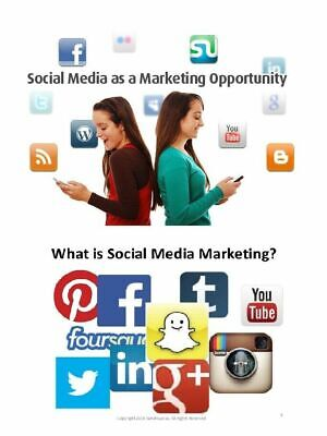 Best Selling NEW SOCIAL MEDIA ONLINE MARKETING PDF eBooks WITH RESELL RIGHTS