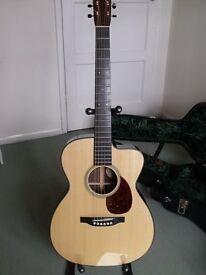 Bourgeois OMC Guitar