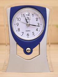 Creative alarm clock modern style desk clock home office decor-P04