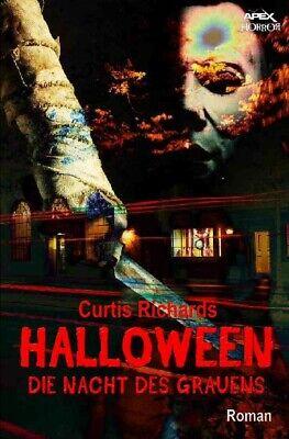 Curtis Richards - HALLOWEEN - DIE NACHT DES GRAUENS ()