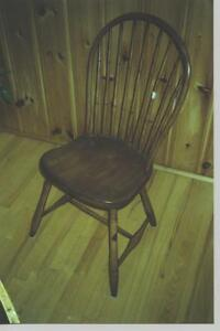1777 Windsor Chair William Bowen