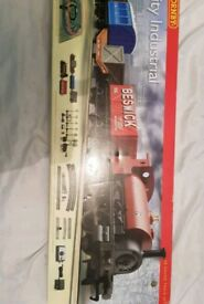 Hornby Industrial train set 00