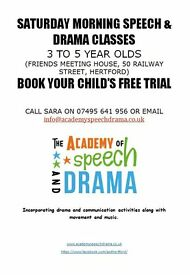 Increase your child's confidence with Speech & Drama Classes in Hertford