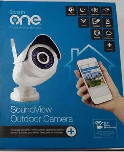Swann one security camera HD and wireless BRAND NEW South Hurstville Kogarah Area Preview