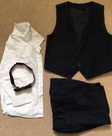 Boys Next Signature range 4 piece suit