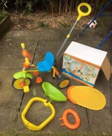 Deluxe gro and go trike. Excellent condition rrp £20