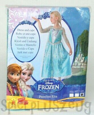 skönigin Elsa Kostüm Kleid Karneval Fasching 7-8 Jahre NEU (Disney Frozen Königin Elsa Kostüm)