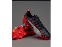 Pro puma football boots