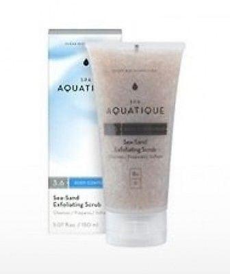 Spa Aquatique 3.6 Sea-Sand Exfoliating Scrub ~ Original ~ From France ~ BLOWOUT ()