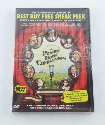 A Prairie Home Companion Robert Altman Promo Screener Copy Best Buy