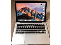 "Macbook Pro 13"" Retina 256GB"