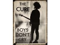 BOYS DON/'T CRY POSTER 24x36 MUSIC 2113 THE CURE