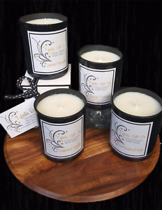 Hand poured  100% Soy Scented Candles Ascot Brisbane North East Preview