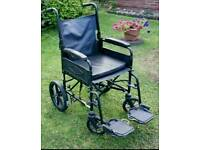 * Wheelchair* Lightweight & foldable *